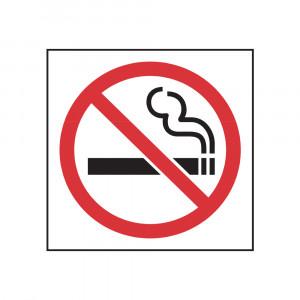 No Smoking Sign Decal