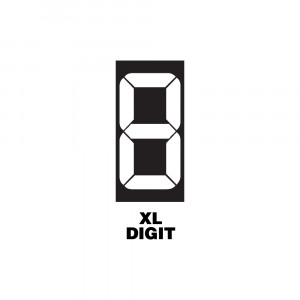 Replacement XL Digit for Route Changer™ XL Signs