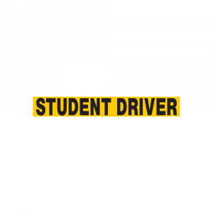 Student Driver Decal